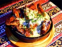 Цыпленок Чкемурули